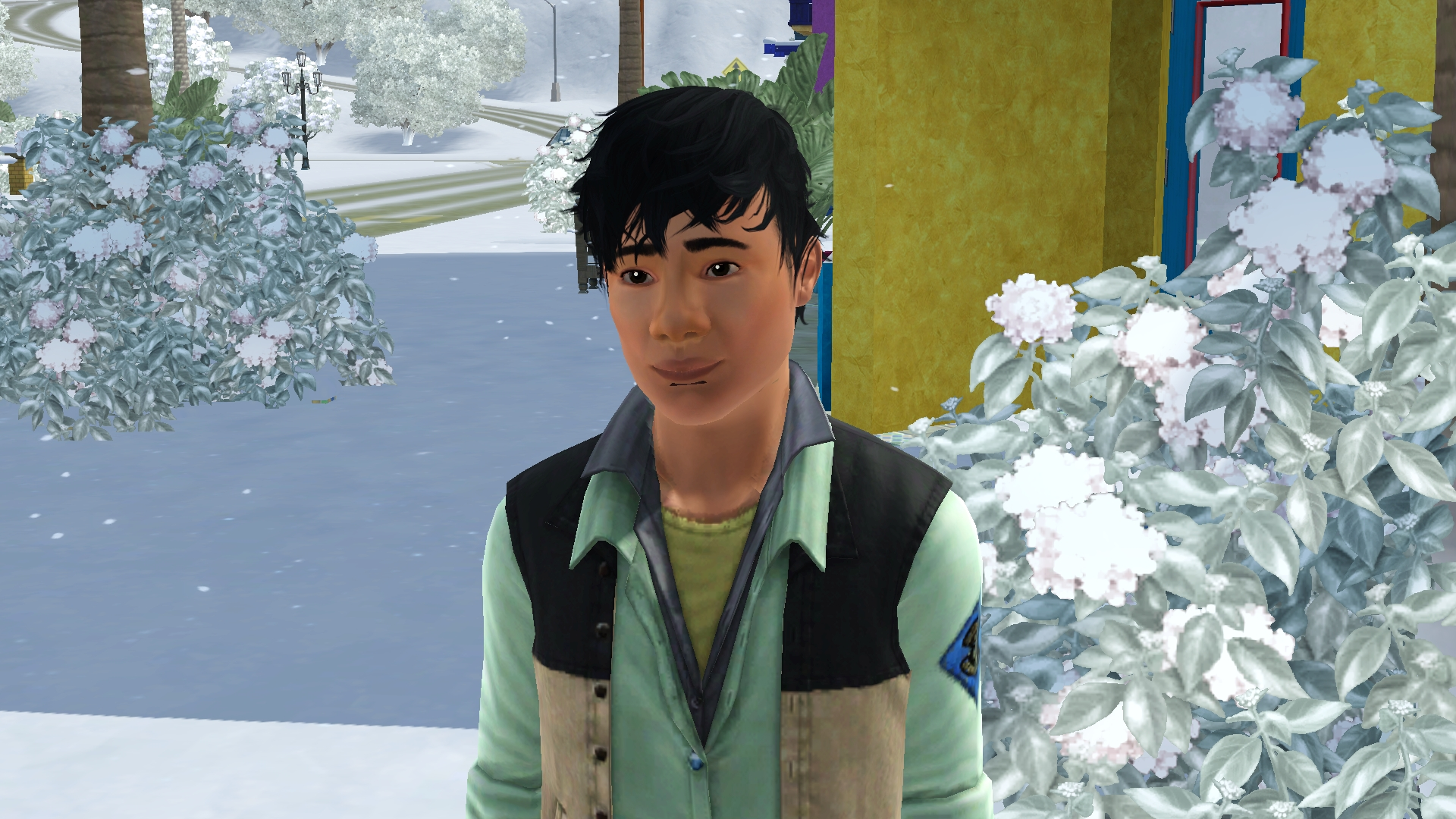 how to make a ghost eat ambrosia sims 4
